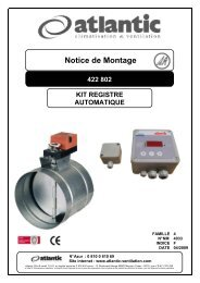 NM4033F_KIT REGISTRE pour puits canadien