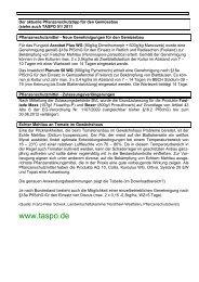 Pflanzenschutztipp_Gemuese_TASPO_51.pdf - Deutsche ...