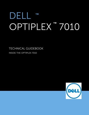 Technical guidebook - Dell