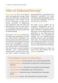 IT-Sicherheit: Themenfokus Datensicherung - ECC Köln - Seite 6