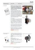 und Trinkwassererwärmung im Durchflusssystem. Akva ... - Danfoss - Seite 7