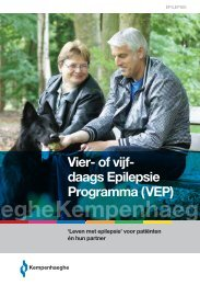 Meer informatie - Kempenhaeghe