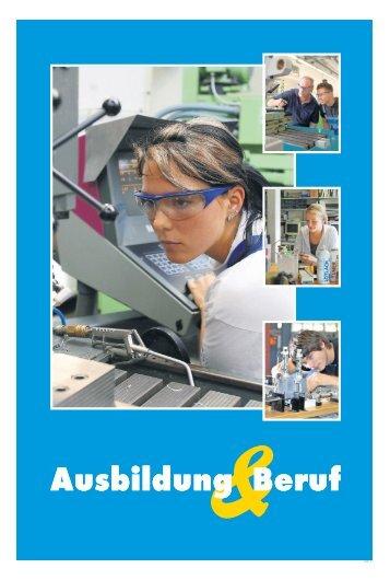 Ausbildung Beruf - Pirmasenser Zeitung