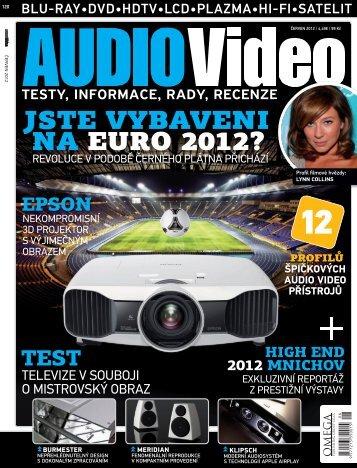 jSTe vybaveni na euro 2012? - Oppo Blu-ray