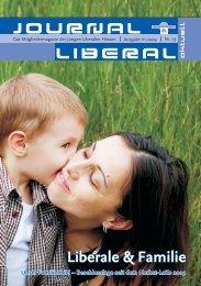 JOURNAL LIBERAL - Junge Liberale Hessen