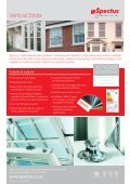Vertical Sliders - Spectus Systems - Page 2