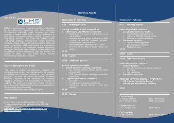 Workshop Brochure - vecom