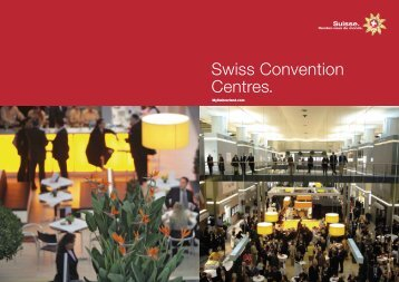 Swiss Convention Centres.