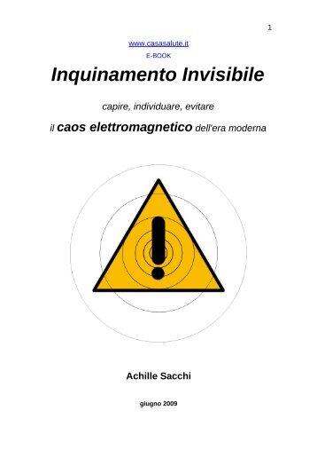 Inquinamento invisibile - Erboristeria Arcobaleno