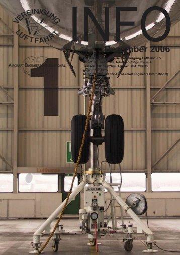Dezember 2006 - Vereinigung Luftfahrt eV