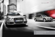 The Audi A4, A4 allroad and S4 Pricing and ... - Audi Now