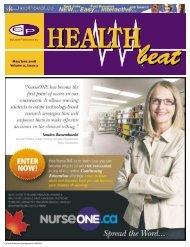 May/June 2008 Volume 11, Issue 3 - McCrone Healthbeat