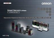Smart Sensor - OMRON Russia ПРОМЭНЕРГОАВТОМАТИКА ...