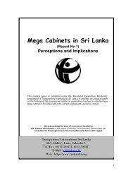 English Edition of the paper - Transparency International Sri Lanka