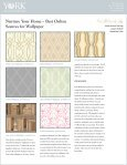 York, Ink. - York Wallcoverings - Page 5