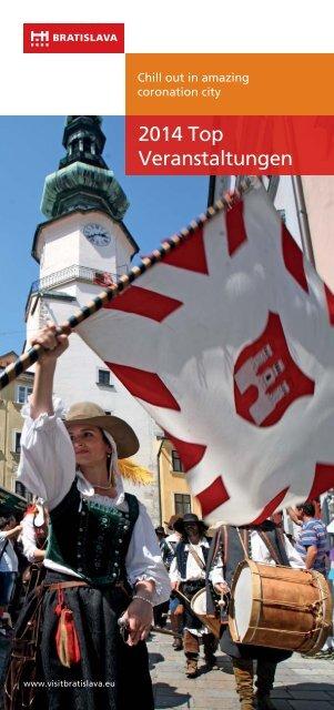 TOP Events 2014 - Bratislava