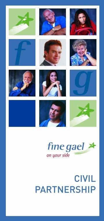 HERE - Irish Election Literature