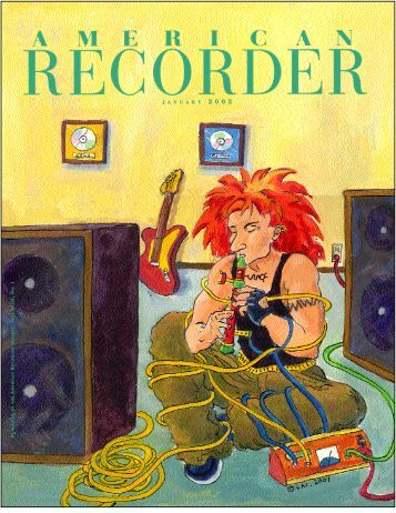 january pp aa rr ss ,, vv .. xx ll ii ii ii ,, nn .. 11 - American Recorder ...