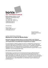 Bauherren zu Gast bei Bürkle-Keller - Betonwerk Bürkle GmbH & Co ...