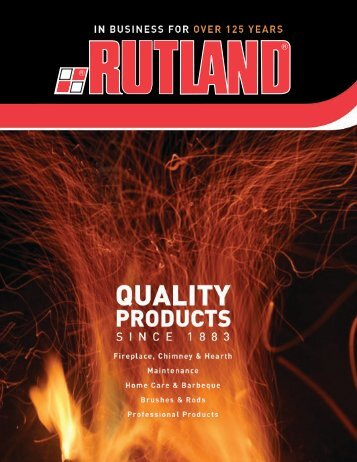 Rutland Accessories Complete Catalog - The Firebird