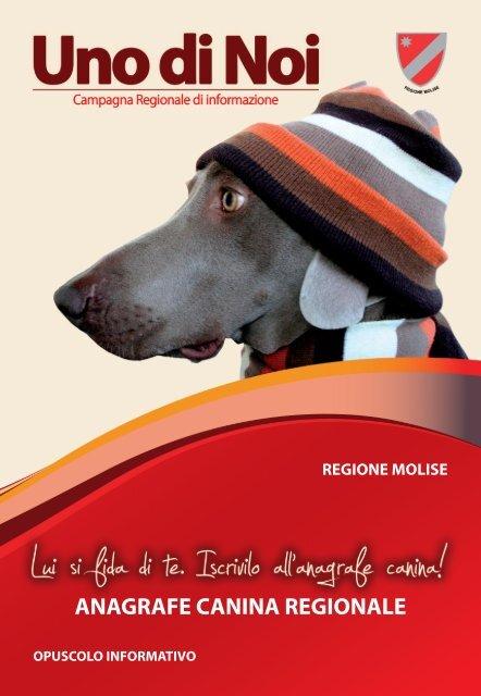 ANAGRAFE CANINA REGIONALE - Regione Molise
