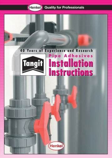 Tangit Installation Guide - Incledon