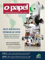 No ABTCP 2010! - Revista O Papel