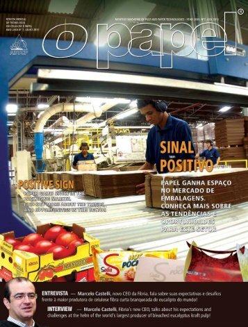 China Paper - Revista O Papel