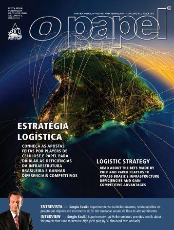 ESTRATÉGIA LOGÍSTICA - Revista O Papel