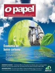 mercado de créditos de carbono - Revista O Papel