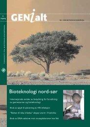 GENialt 1-2002.indd - Bioteknologinemnda