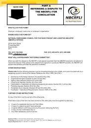 Conciliation form 7 11 - nbcrfli.org.za