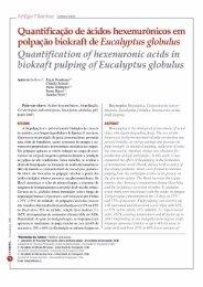 Artigo Técnico - Quantificação de ácidos ... - Revista O Papel