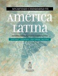 Seguridad Ciudadana en América Latina - Centro de Estudios en ...