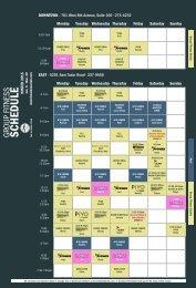 Anchorage & Mat-Su Winter Schedule
