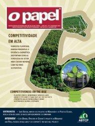 A Competitividade do Setor - Revista O Papel