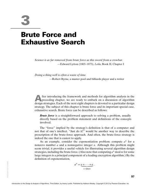 120 Brute Force and Exhau