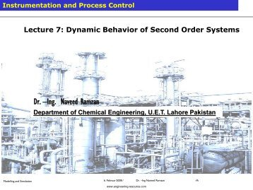 Dr. –Ing. Naveed Ramzan - the engineering resource