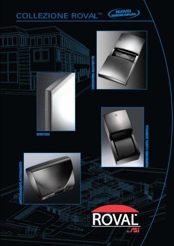 COLLEZIONE ROVAL™ - American Specialties, Inc.