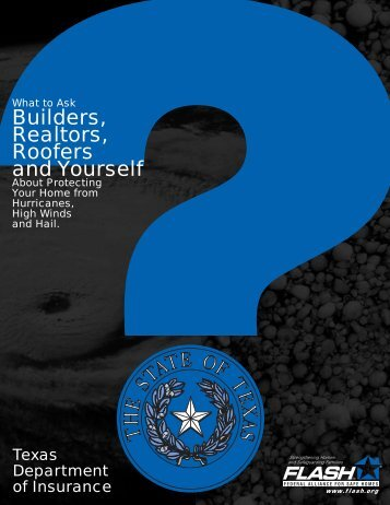 Builders, Realtors, Roofers and Yourself - Florida Alliance for Safe ...
