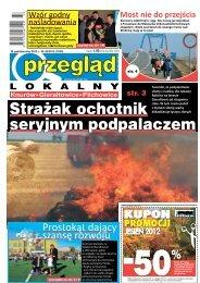 Przegląd Lokalny Nr 43 (1025) 25 października 2012 roku
