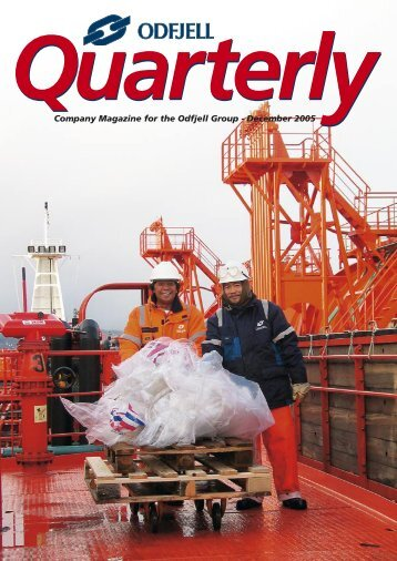 Quarterly December 2005 - Odfjell