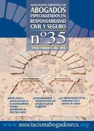 Revista nº 35, 3º trimestre año 2010 (PDF 5,11 Mb) - Asociación ...