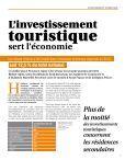 Tourisme et Economie - Page 7