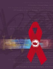 HIV Best Practices (6/01) - U.S. Conference of Mayors