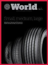 Small, medium, large - Pirelli
