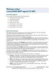 Linux/UNIX MAP agent 9.0 SP2 - Community - LANDesk