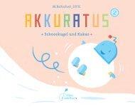 Schneekugel und Kakao - Klett Kinderbuch