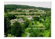 STEPPS - LWL - Universitätsklinik Bochum