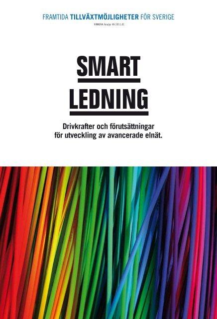 SMART LEDNING - Drivkrafter och förutsättningar för ... - Vinnova